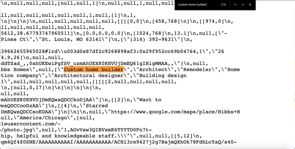 GMB Source Code